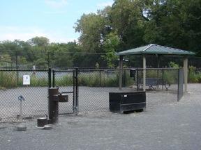 Water Fountain, Newark Street Dog Park, Washington, DC.