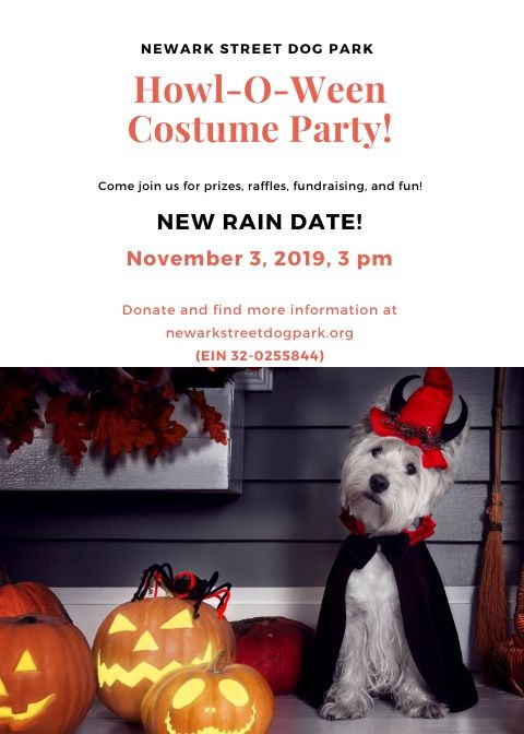 Howl-O-Ween Costume Party!